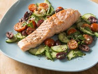 Never make dry, overcooked salmon by using multicooker