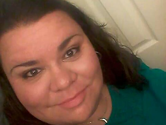 AshLee DeMarinis, a middle school teacher in eastern Missouri's Potosi School District, died Sunday after being hospitalized for three weeks with COVID-19.