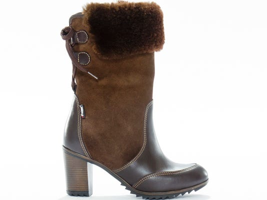 Winter boots that let you stay warm and stand tall
