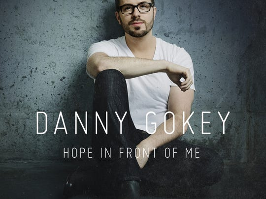 "Gokey wrote nine of the 11 songs on ""Hope in Front of Me."""