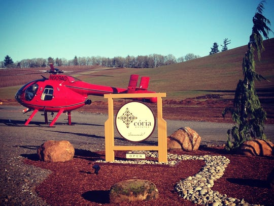 The tasting room is off Liberty Road S. in South Salem.
