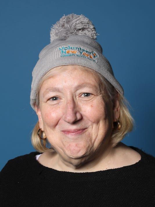 Joan Fallon Volunteer Hats