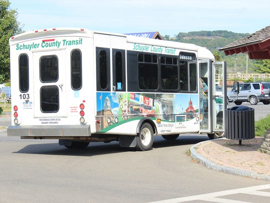 The Arc of Schuyler operates Schuyler County Transit.