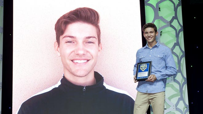 As a junior in 2019, Barenger Ranck was the Palm Beach Post Best of Preps boys volleyball player of the year, but his senior season was cut short due to the coronavirus pandemic.