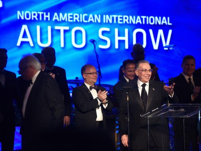 Paul Sabatini, chairman of the 2016 North American