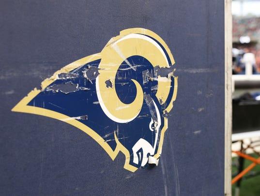 USP NFL: ST. LOUIS RAMS AT CINCINNATI BENGALS S FBN USA OH