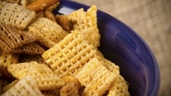 Recipe: Heart-healthy snack mix