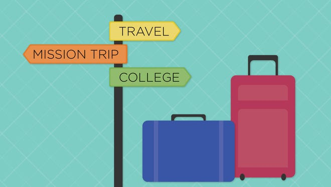 How to stay healthy when traveling abroad.