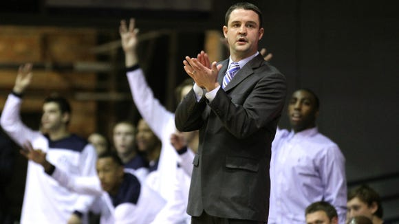 Brandon Miller's Bulldogs went 14-17 and finished ninth in the Big East in his first year at the helm.
