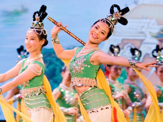 Shen Yun, the multimillion-dollar spectacle of dazzling