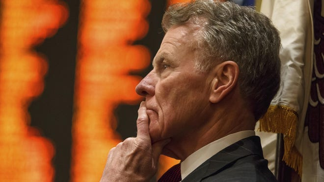 Illinois Speaker of the House Michael Madigan, D-Chicago, is being investigated by a House special committee to determine whether he should face disciplinary action after being implicated in a bribery scandal involving Commonwealth Edison.