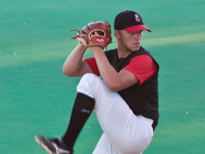 Dave Whigham leads the Delmarva Aces, a full-time baseball