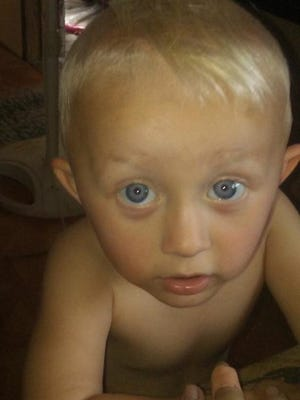 An East Tennessee Endangered Child Alert has been issued for Erik Monty, 3.