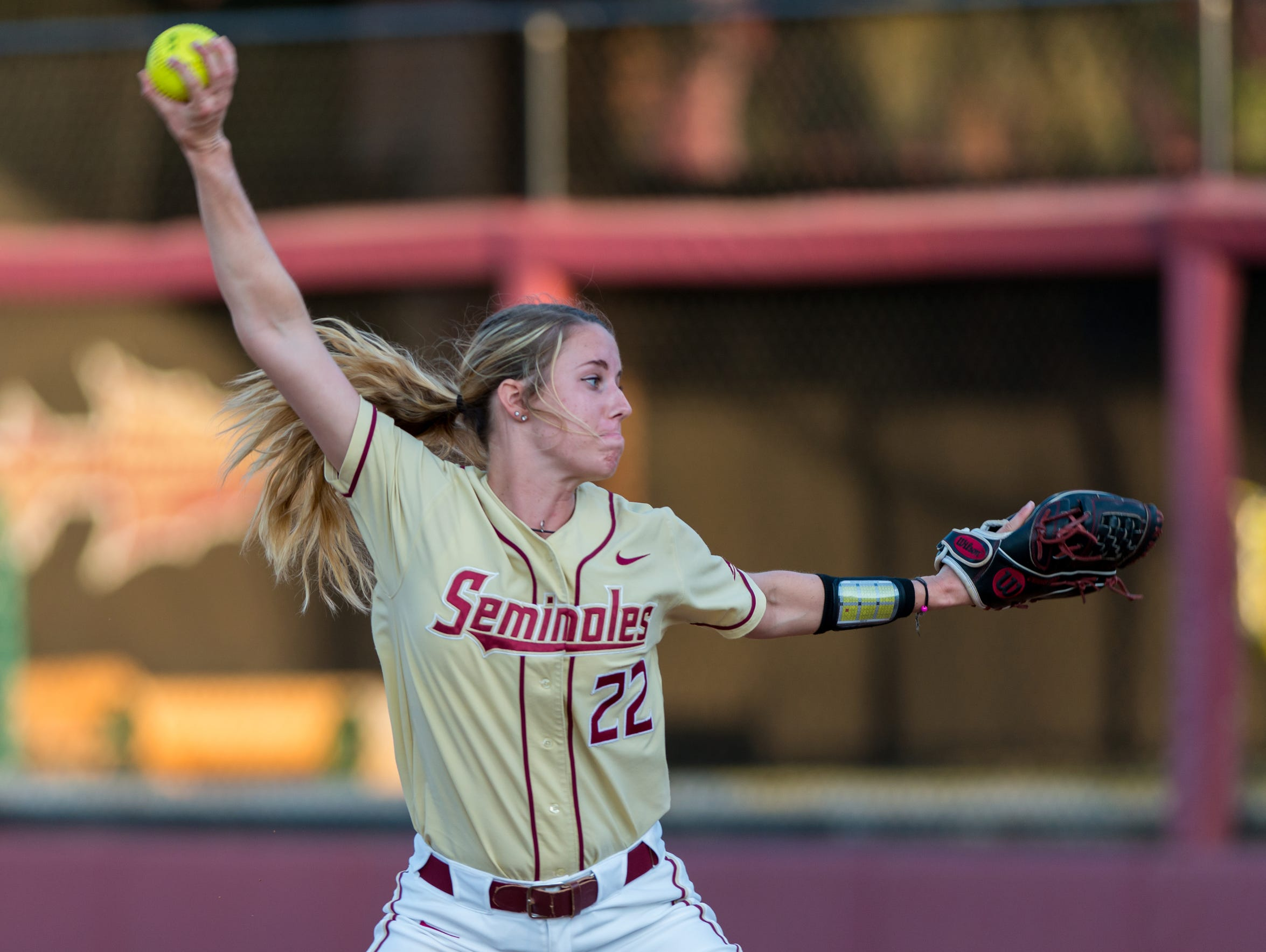 Evans appeared in eight games for FSU out of the bullpen