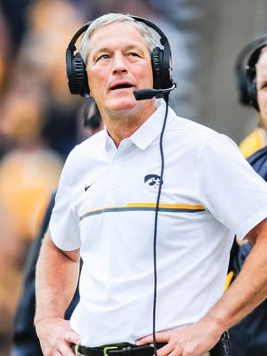 In September, Iowa coach Kirk Ferentz got a massive new contract from his employer of 17 years.