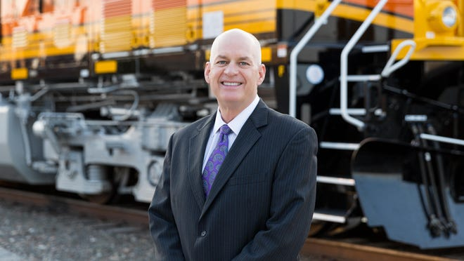 Carl Ice, president and CEO of BNSF Railway, plans to retire at the end of the year. He recently spoke with The Topeka Capital-Journal about his time at BNSF and the path that led him to the company's helm.