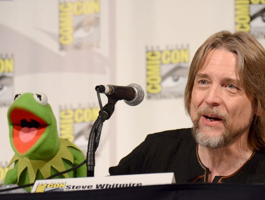 AP KERMIT THE FROG VOICE A ENT FILE USA CA