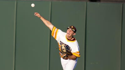 Throwing is a strength for ASU senior Trever Allen, who will play in his 200th game this week.