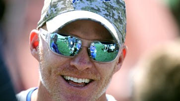 McDermott sets the tone at Bills camp by having DJ's drop the tunes