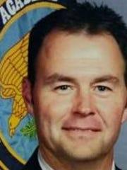 Sandusky County Sheriff candidate Chris Hilton.