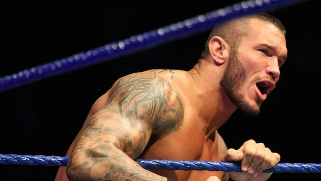 WWE Superstar Randy Orton - one of the company's top guys for more than a decade - is among those advertised for an Oct. 3 house show at the Palm Springs Convention Center. Tickets are still available.