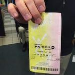 Powerball jackpot at $359M for next drawing