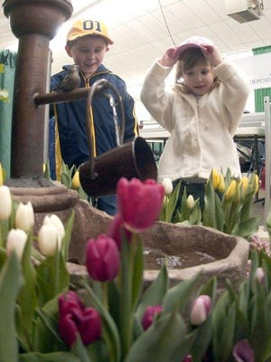 The Mid Ohio Home Show is being held March 11, 12 and 13 at the Richland County Fairgrounds.