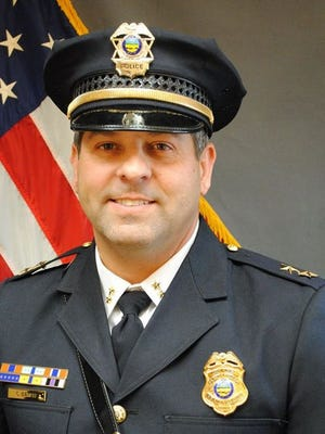 Curtis Baker has been named the next chief of the Reynoldsburg Division of Police. He will be sworn in at 6 p.m. June 30 at City Hall, 7232 E. Main St.