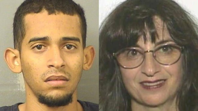 Jorge Dupre Lachazo is charged in the Aug. 19, 2019, murder of Evelyn Smith Udell in Boca Raton.