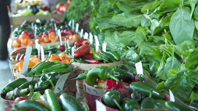 Fennville, Holland, Saugatuck, West Ottawa and Zeeland are among 138 school grantees in Michigan that have received grants to buy more local produce as part of the 10 Cents A Meal For School Kids & Farms program.