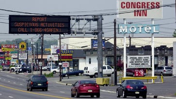 The Congress Inn on Route 46 in South Hackensack as seen in 2004.