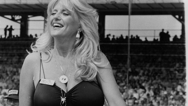 Linda Vaughn, IMS, May 27, 1980.