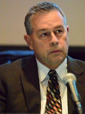 Brick Township Public Schools Interim Superintendent Richard Caldes.