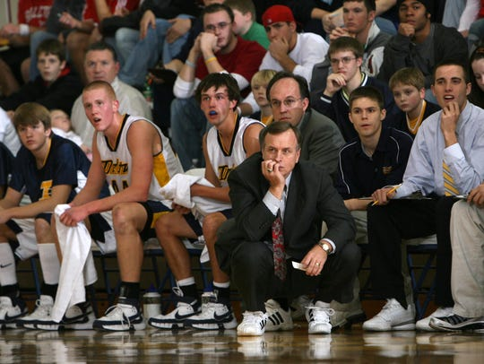 In this 2009 file photo, Delta head coach Paul Keller