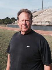 Carencro High head coach Rip Eveland has a career record