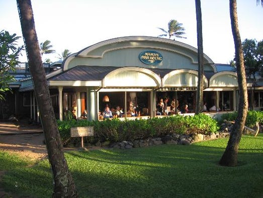 The 60 most reviewed travel venues on tripadvisor for One fish two fish restaurant