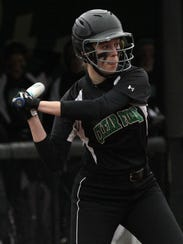 Clear Fork's Brooke Robinson readies herself while