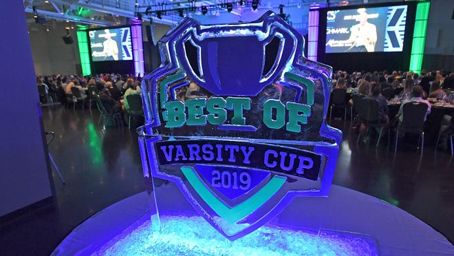 The Best of Varsity Cup 2019 awards were held at the Bayfront Convention Center.