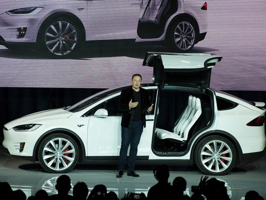 Tesla Prices Novel Model X SUV At - 2016 tesla msrp