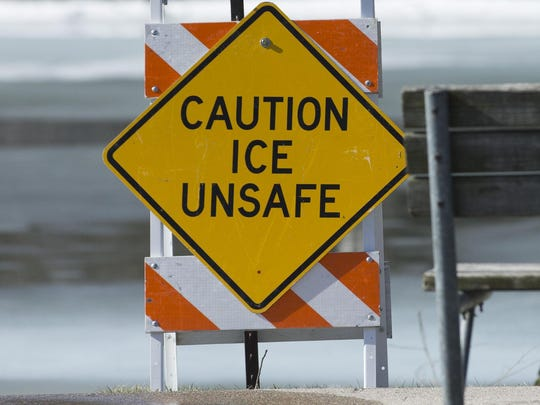 "The Indiana Department of Natural Resources is warning that  ""no ice is safe ice"" after a man fell through the ice of Heritage Lake in Putnam County."