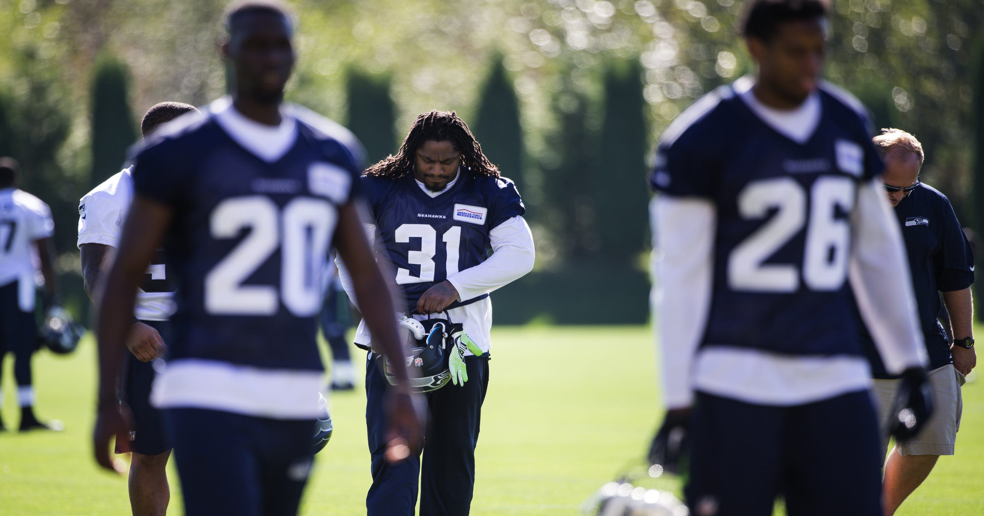 Seattle s Kam Chancellor ends holdout and reports 01f859712