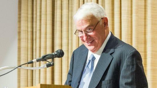 Thomas Golisano, Naples philanthropist interested in buying the Buffalo Bills.