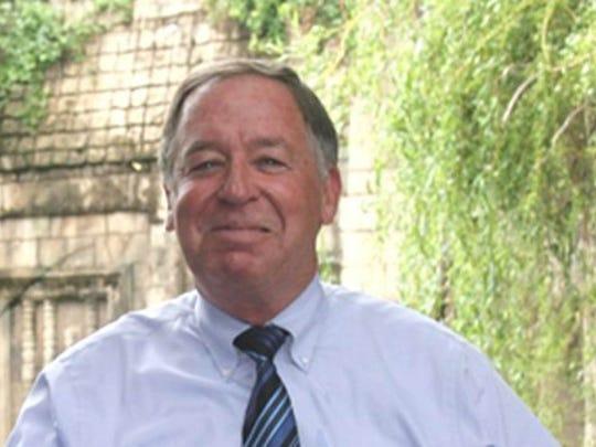 Chuck Brady, president/CEO of the Memphis Zoo.