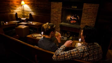 Six of Burlington's coziest bars, because winter's not going anywhere