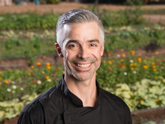 Dustin Christofolo: Executive chef, co-owner, Quiessence