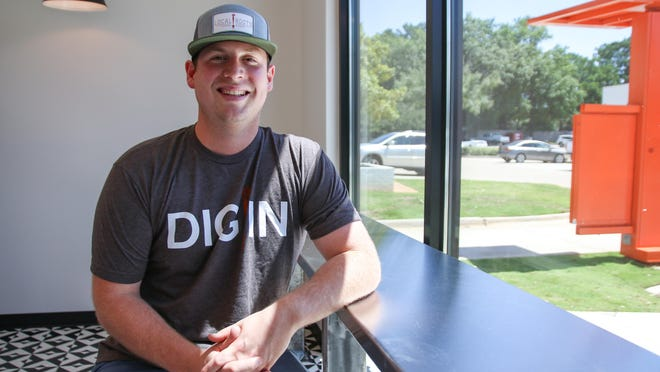 Dustin Spruill is the owner of Local Roots. The restaurant is scheduled to open on July 30.