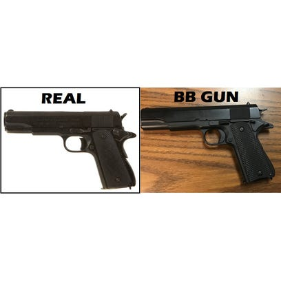 Wilmington councilman proposes ban on fake guns for kids
