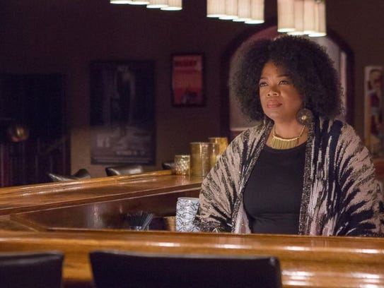"Oprah Winfrey runs a Beale Street nightclub in ""Greenleaf."""