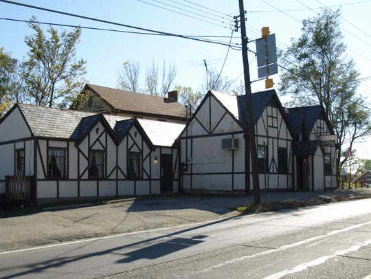 Riester's Tavern, built in 1856, stood at 6064 Cheviot