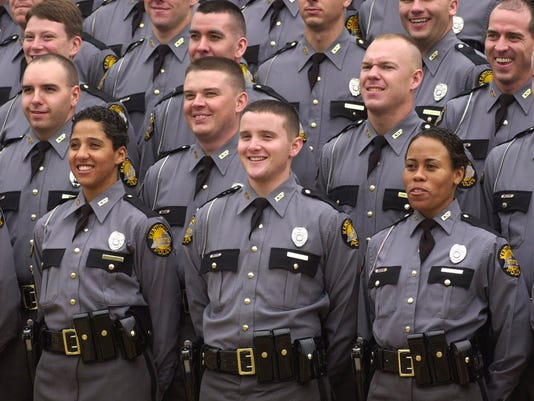 Title: KENTUCKY STATE POLICE ACADEMY GRADUATION